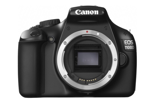 Canon EOS 1100D DSLR Camera - Body Only (Black)