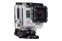 - GoPro HERO3: Silver Edition