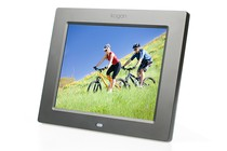 "- 8"" LCD Digital Photo Frame & Media Player"