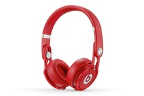 Headphones - Beats by Dr. Dre - Mixr (Red)