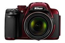 Compact Digital Cameras - Nikon Coolpix P520 (Red)