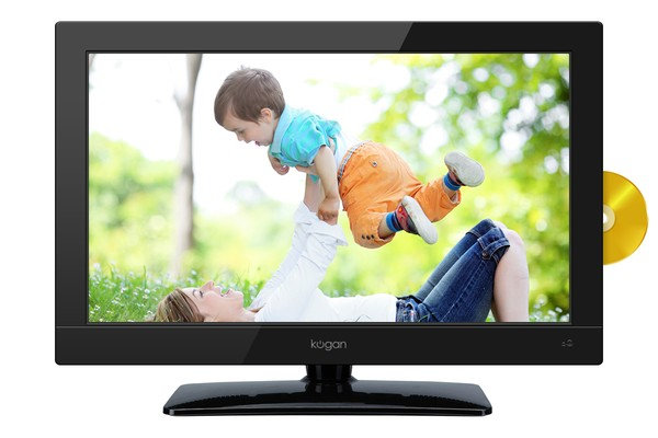"26"" LED TV (HD) & DVD Player Combo"