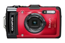  - Olympus Stylus Tough TG-2 (Red)