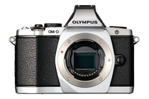 - Olympus OM-D E-M5 Body (Silver)