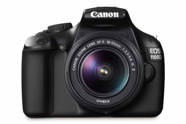 Canon EOS 1100D DSLR 18-55mm IS Lens Kit