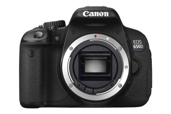 Canon EOS 650D DSLR Camera - Body