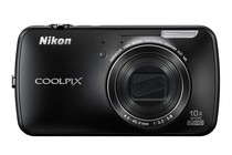 - Nikon Coolpix S800c (Black)
