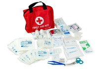 - Emergency First Aid Kit (210 Piece)