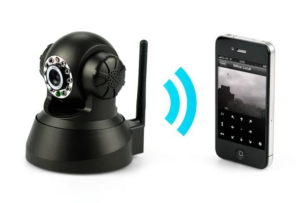 أفضل كاميرا مراقبة شبكية IP Camera لتأمين شركتك عن بعد