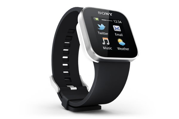 Sony SmartWatch (Black)
