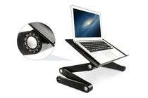 - Adjustable Laptop and Tablet Stand