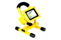 - Portable Rechargeable 10W LED Floodlight