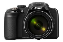 - Nikon Coolpix P600 (Black)