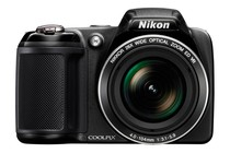 - Nikon Coolpix L320 (Black)