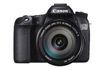 - Canon EOS 70D DSLR 18-200mm Lens Kit