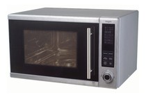 - 28L Convection Microwave Oven with Grill