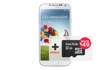  - Samsung Galaxy S4 i9500 (16GB, White)