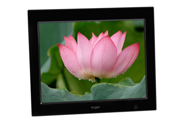 "15"" LCD Digital Photo Frame & Media Player"