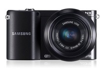 - Samsung NX1000 SMART Camera 20-50mm Lens Kit (Black)