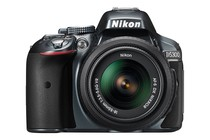 - Nikon D5300 DSLR Camera 18-55mm VR Lens Kit (Black)