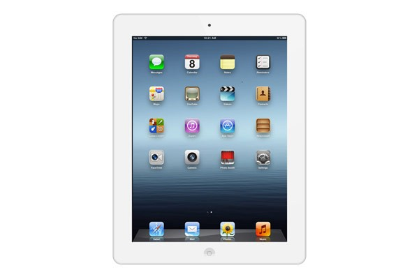 Apple iPad 4 with Retina Display (16GB, Wi-Fi, White)