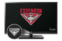 "- Official Essendon FC 32"" LED TV (HD) - by Kogan"