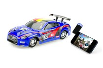 Cars & Robots - Remote Control Racer Car for iPad and iPhone