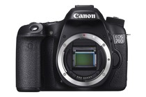 - Canon EOS 70D DSLR Camera - Body Only