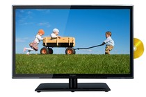 "- 22"" LED TV (Full HD) & DVD Player Combo"