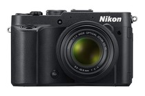 - Nikon Coolpix P7700 (Black)