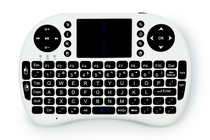 - Android Deluxe Wireless Keyboard & Trackpad
