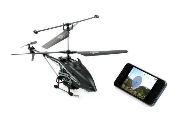 Remote Control Spy Helicopter