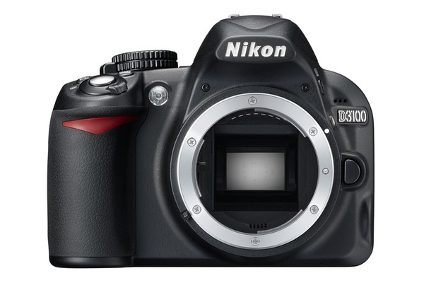 Nikon D3100 DSLR Camera - Body Only