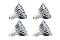 - LED Downlight Globe 4 Pack - 4W MR16
