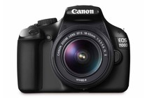 - Canon EOS 1100D DSLR 18-55mm IS Lens Kit