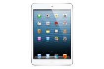  - Apple iPad Mini (16GB, Cellular, White)