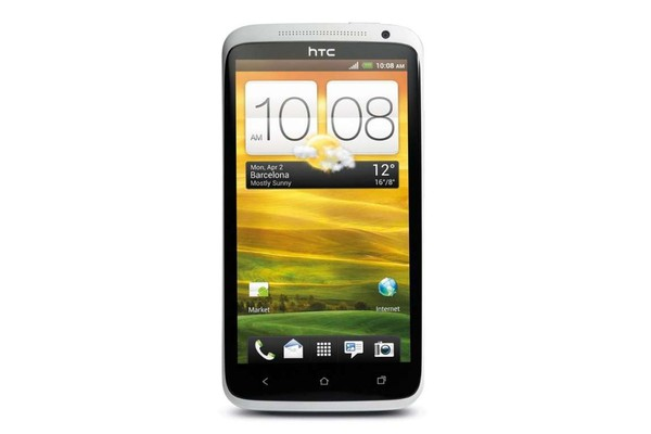 HTC One X (White)