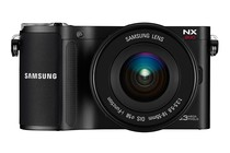 - Samsung NX200 SMART Camera 18-55mm Lens Kit (Black)