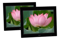  - 15&quot; LCD Digital Photo Frame &amp; Media Player - Twin Pack