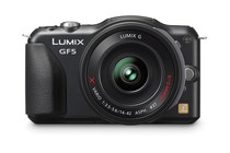 - Panasonic Lumix DMC-GF5X 14-42mm Lens Kit (Black)