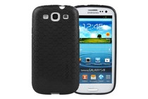  - Honeycomb Case for Galaxy S3 (Black)