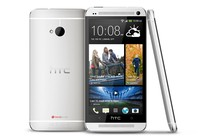 Android - HTC One 4G 801s (32GB, Silver)