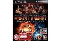 - Mortal Kombat Komplete Edition (Game of the Year) (Sony PlayStation 3)