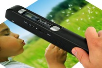 - Portable Handheld Scanner