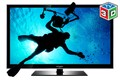"55"" 3D LED TV (Full HD)"