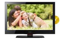 "- 19"" LED TV (HD) & DVD Player Combo"