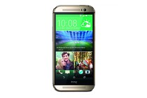 Android - HTC One M8 4G LTE (16GB, Gold)