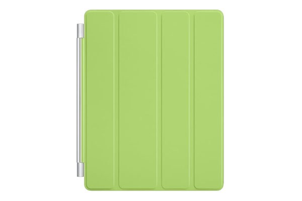 Magnetic Smart Cover for iPad (Green)