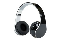 Headphones - Pro Urban DJ Studio Bluetooth 2.1 Headphones (Black)