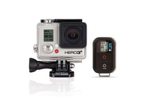 - GoPro HERO3+ Black Edition
